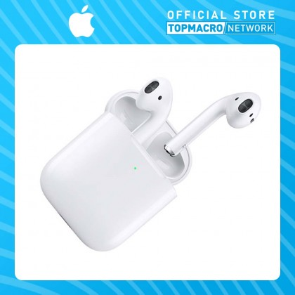 APPLE AIRPODS WITH WIRELESS CASE