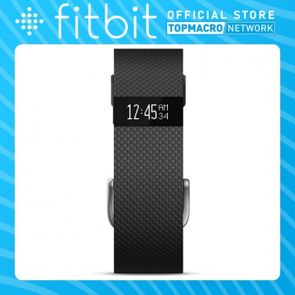 FITBIT CHARGE HR HEART RATE + ACTIVITY WRISTBAND - LARGE