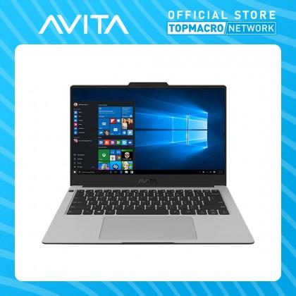 """AVITA LIBER V14 (AMD R7-3700U/8GB/512GB/14""""/ANCHOR GREY/W10/BAG/2YRW)"""