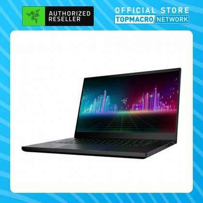 "RAZER BLADE 15 BASE MODEL (i7-10750H/16GB/256GB/15.6""/GTX1660TI-6GB/W10/1YRW) COMBINE WITH PACKAGE"